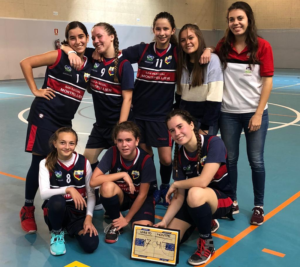 Las Chicas del Voleibol