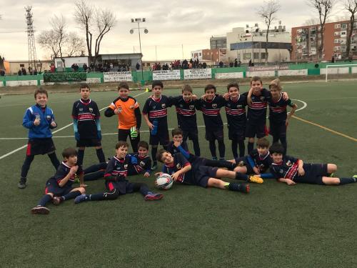 Equipo Fútbol