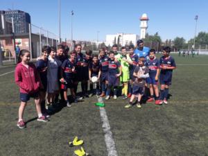 Futbol Masculino Infantil