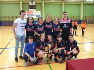 Futbol Sala Femenino