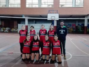 Voleibol Cadete Femenino