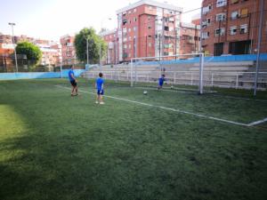 Inside Summer Camp Jun 2018, Madrid